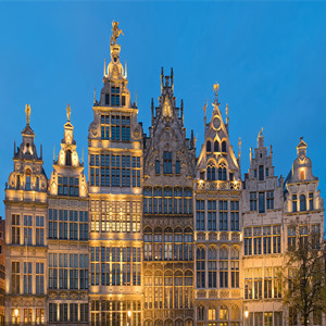 Air freight from Guangzhou/Shenzhen to Antwerp Airport/Brussels Airport/Bierset Airport
