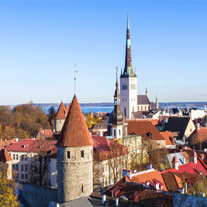 DDP (Delivered Duty Paid) shipping to Estonia